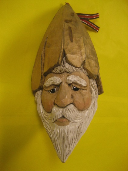 Tom wolfe john klompmaker carving