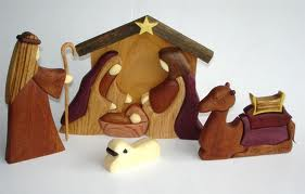Fantastic Fe Guide Building  Woodworking Plans Nativity Scene